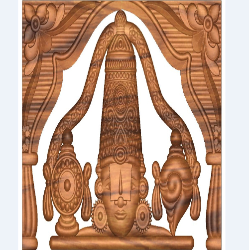 Geo Wood Carvings